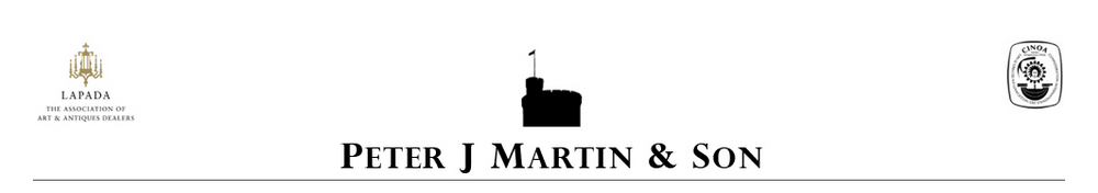 Antique Furniture Dealer PJ Martin - fine quality antique and later furniture